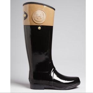 Hunter Regent Carlyle Rain Boots